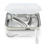 THINKSPORT AIRTIGHT LUNCH CONTAINER - White GO2