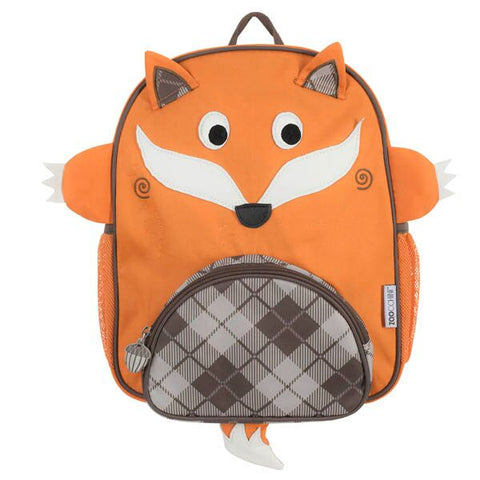 Zoocchini Toddler Backpack - Finley the Fox