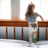 Zoocchini - Legging & Sock Set - Fiona the Fawn