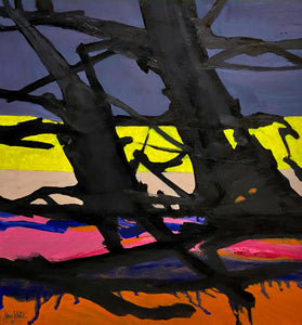 Black Trees with Colour