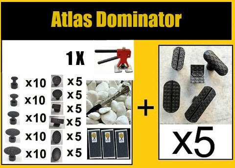 Atlas Dominator Mini Lifter Kit SKU #DKIT