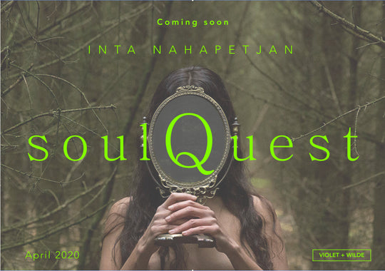 Upcoming Exhibition: SoulQuest by Inta Nahapetjan