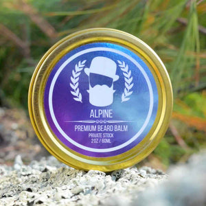 Alpine Premium Beard Balm | Private Stock