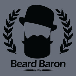 The Beard Baron Premium T-Shirt Logo