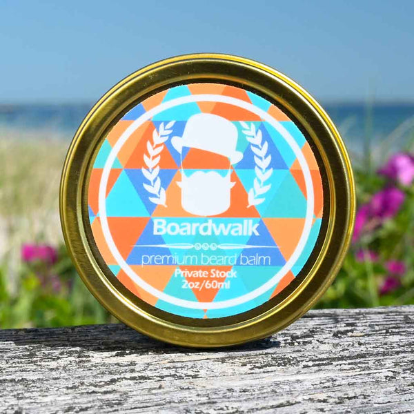 Boardwalk Premium Beard Balm