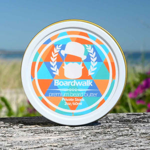 Boardwalk Premium Beard Butter