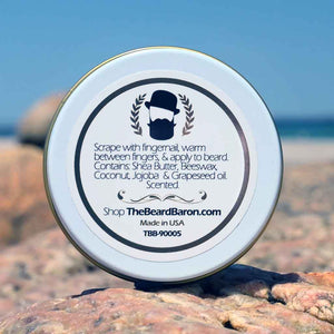 Citrus Bay Premium Beard Butter