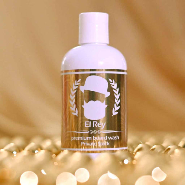 El Rey Premium Beard Wash