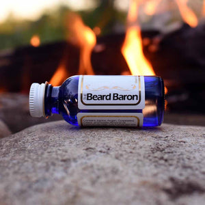 Fireside Premium Beard Oil