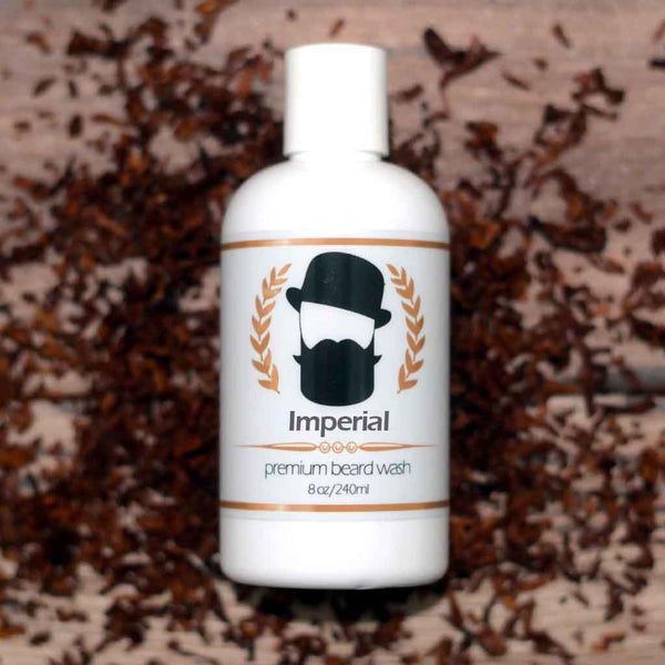 Imperial Premium Beard Wash