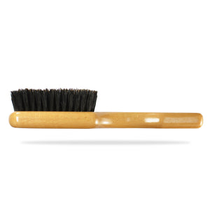 Kent beard brush side view