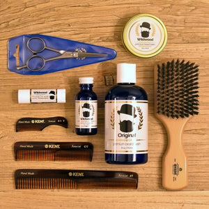 Luxury Beard Kit