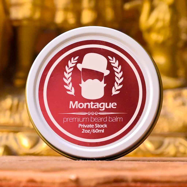 Montague Beard Butter