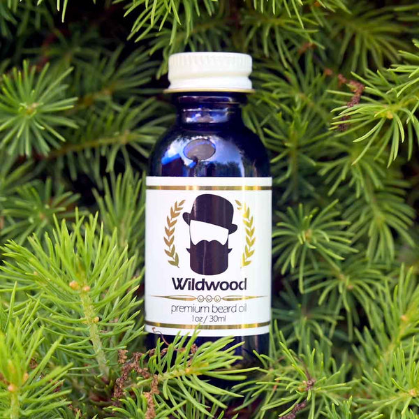 Wildwood Premium Beard Oil