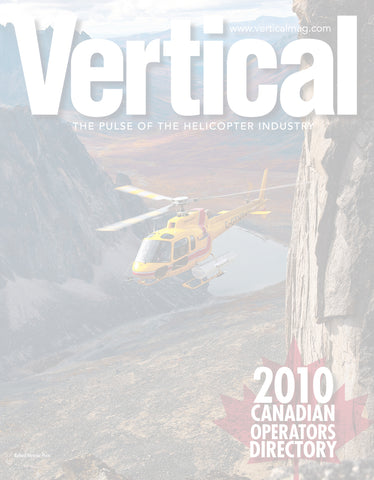 Vertical - Canadian Operators Directory 2010