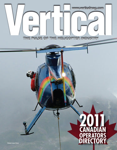 Vertical - Canadian Operators Directory 2011