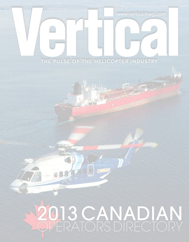 Vertical - Canadian Operators Directory 2013