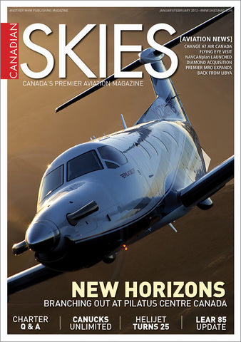 Canadian Skies - January/February 2012 (CSV2I1)