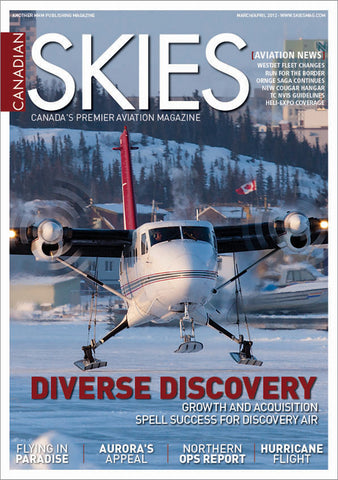 Canadian Skies - March/April 2012 (CSV2I2)