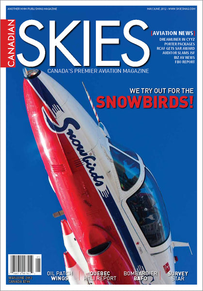 Canadian Skies - May/June 2012 (CSV2I3)