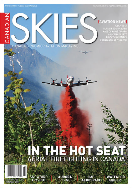 Canadian Skies - July/August 2012 (CSV2I4)