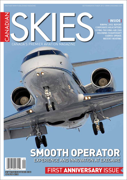 Canadian Skies - September/October 2012 (CSV2I5)