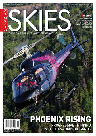 Canadian Skies - November/December 2012 (CSV2I6)