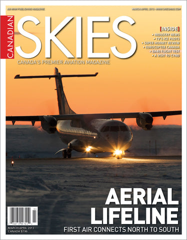 Canadian Skies - March/April 2013 (CSV3I2)