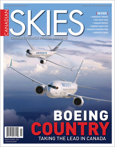 Canadian Skies - March/April 2014 (CSV4I2)