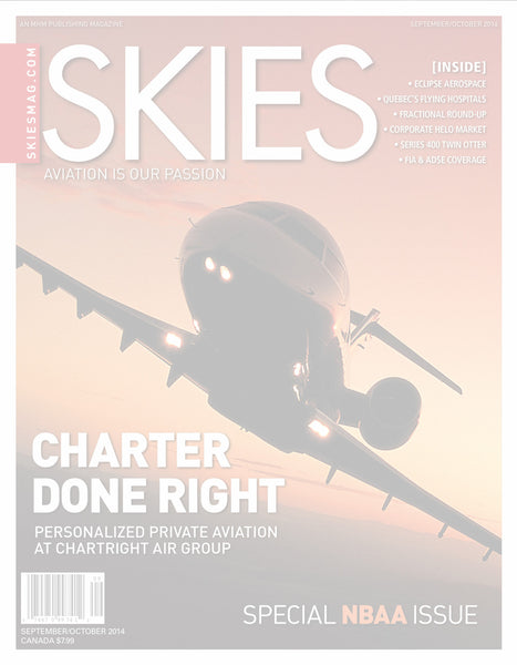 Skies Magazine - September/October 2014 (CSV4I5)