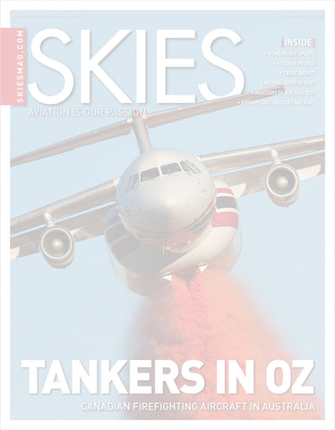 Skies - March/April 2015 (CSV5I2)