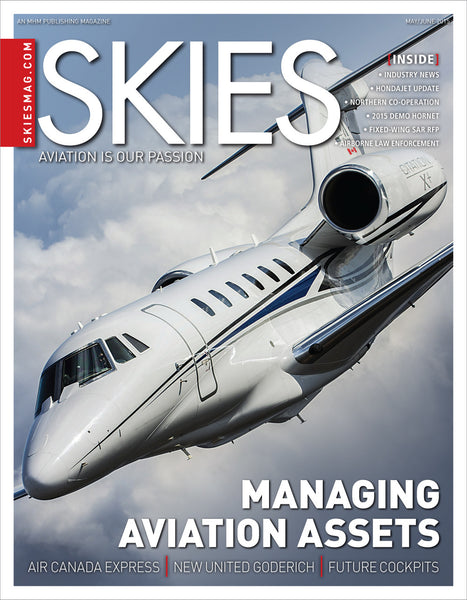 Skies - May/June 2015
