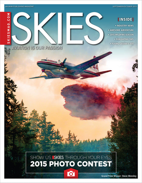 Skies - September/October 2015 (CSV5I5)