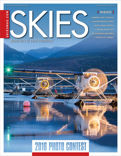 Skies - September/October 2016 (CSV6I5)