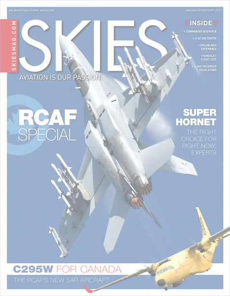 Skies - January/February 2017 (CSV7I1)