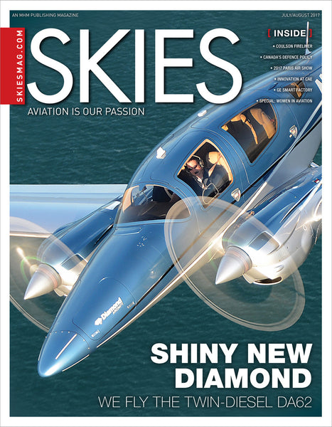 Skies - July/August 2017 (CSV7I4) ***PRE-ORDER***