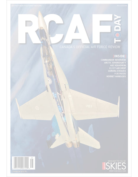 RCAF Today 2012