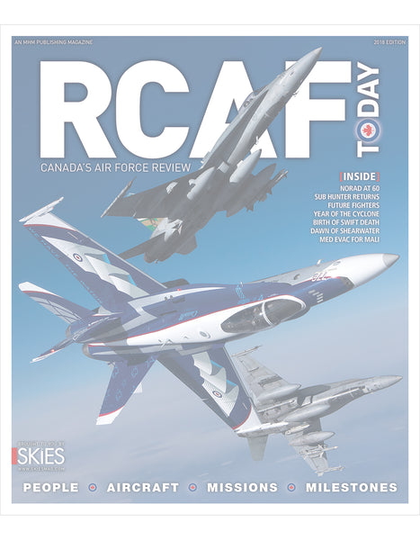 RCAF Today 2018