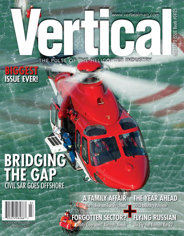 Vertical - February/March 2013 (V12I1)
