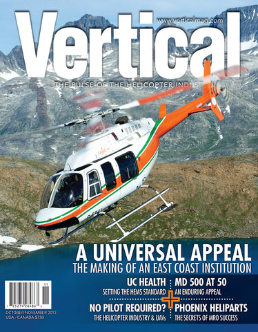 Vertical - October/November 2013 (V12I5)
