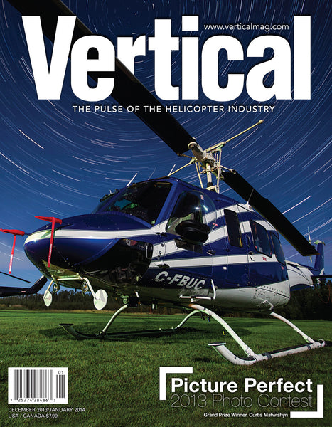 Vertical - December/January 2013 (V12I6)