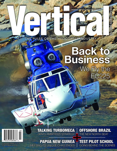 Vertical - February/March 2014 (V13I1)