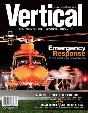 Vertical - August/September 2014 (V13I4)