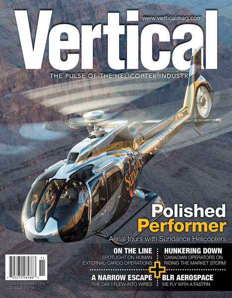 Vertical Magazine - 2 Year Subscription