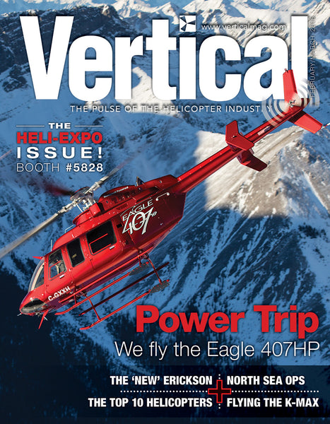 Vertical - February/March 2015 (V14I1)