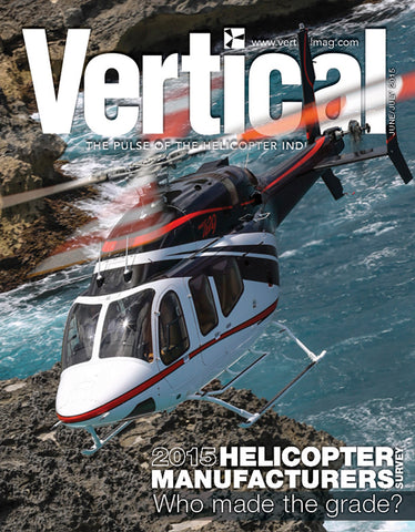 Vertical - June/July 2015 (V14I3)