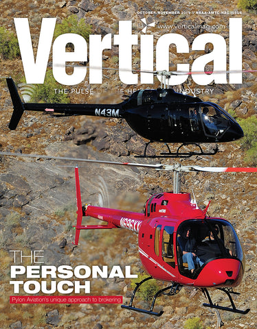 Vertical October/November 2019 ***PRE-ORDER***