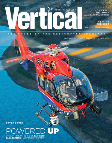 Vertical February/March 2020