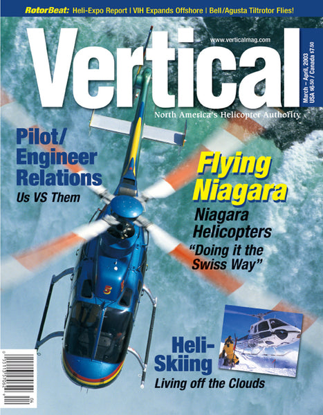 Vertical - April/May 2003 (V2I2)
