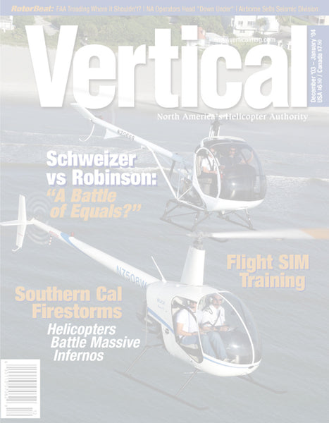 Vertical - December/January 2003 (V2I6)
